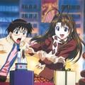 Keitaro et Naru.
