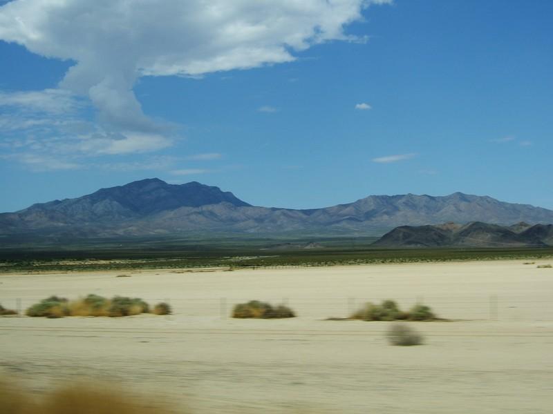Nevada - Désert