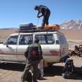 Lundi 17 - Bolivie - Frontière - Préparatifs