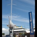 Mardi 10/01 - Auckland - Voilier America's cup