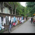 Lundi 22/05 - Chiang Mai - On lave son linge sale...