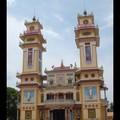 Dimanche 14/05 - Vietnam - Temple de Cao Dai