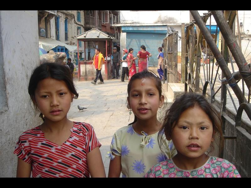 Vendredi 31/03 - Népal - Kathmandu - Durbar square