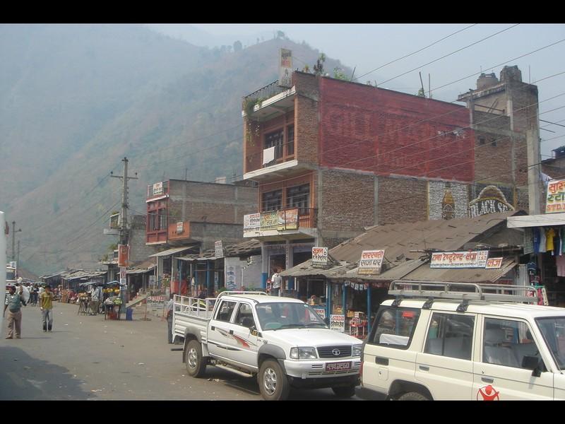 Samedi 01/04 - Népal - Route pour Pokhara