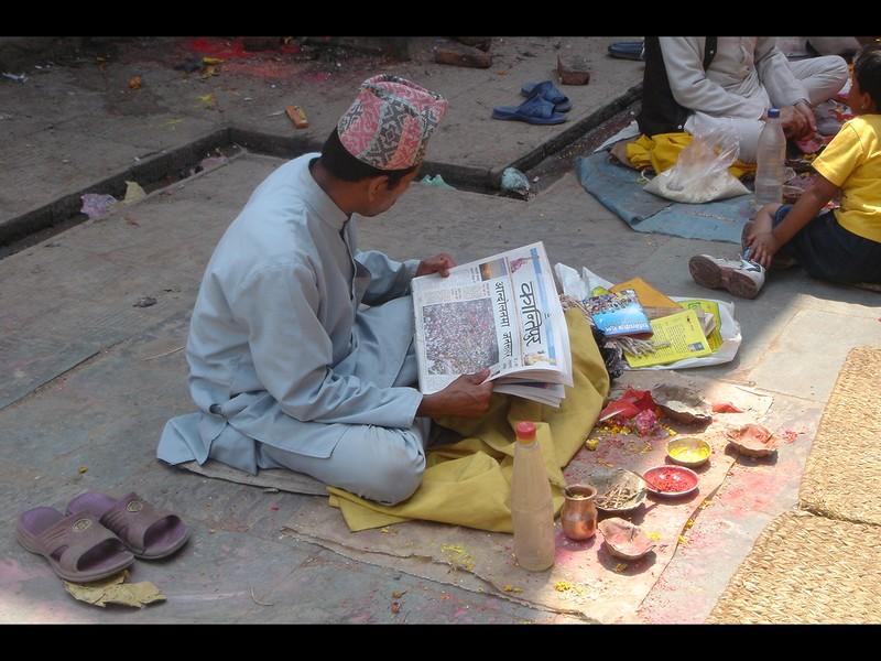 Vendredi 14/04 - Népal - Patan - Kumbeshwar