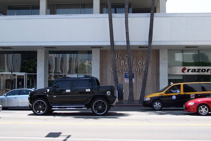 Beverly Hills (un dimanche)