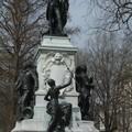 Statute de Lafayette - Lafayette Square