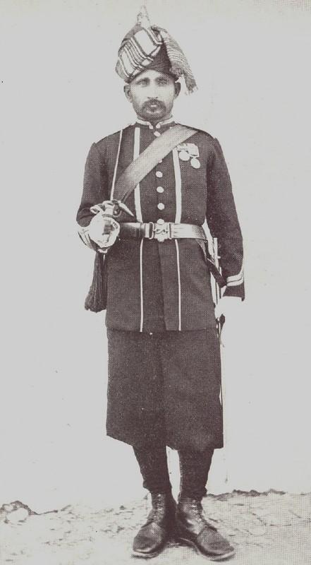 Officier Pathan