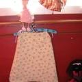 Christelle refait une trémimi pour sa poupée