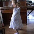 Caro remet çà pour une robe Trémimi pour la gracieuse ALicia !