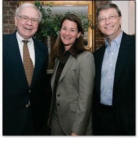 les_meilleurs_amis_bill_gates_melinda_william_buffet