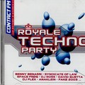 royal techno party
