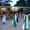 Traditional drums of Burundi