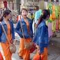Girls in Menghun again