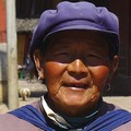 Naxi woman in Baisha