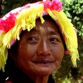 A Yi woman in Gejiu