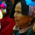 A Hani woman in Geijiu