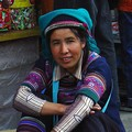 A Hani woman from Yuanyang