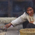A Naxi man in Lijiang
