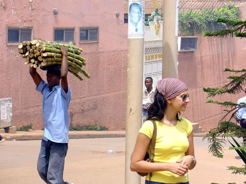 Rita in Kampala