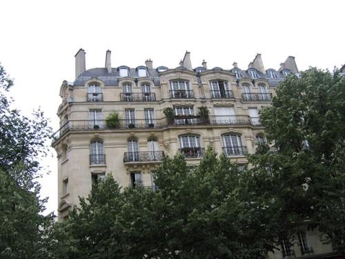 Immeuble Haussmanien, rue des Batignolles 1