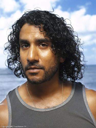Photo promo Saison 2 : Sayid