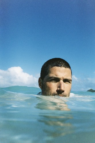 Matthew Fox - shoot promo saison 1 - 6