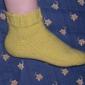 chaussette anis