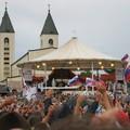 Medugorje 2005 - youth festival