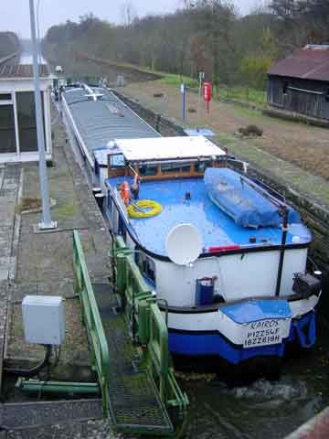 canal de l'Oise à la Sambre