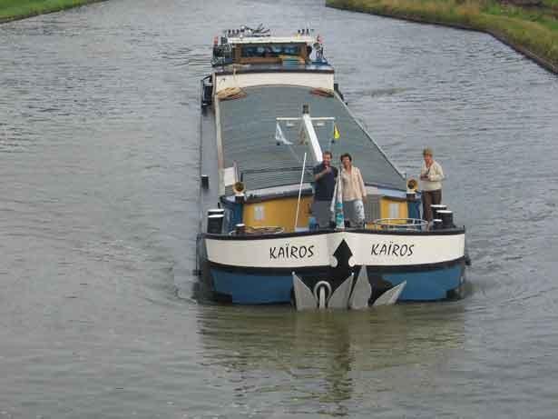 Canal de St Quentin