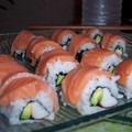 Maki arc-en-ciel *HomeMade*