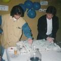 soirée avec Teddy Bertin et Christophe Revault avril 1996