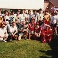 Tournoi intersupporters à Lens 17 et 18.06.1989
