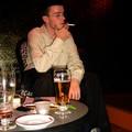 Avant, je fumais et je buvais, et maintenant... Pareil (photo robert Persillon)
