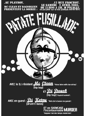 PATATE_fusillade