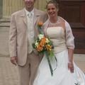 Mariage Cécile & Toon (alias les gitans) 10 septembre 2005