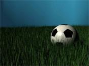 soccerballgrass
