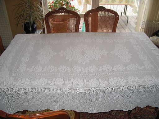 Connu une grande nappe - passio krysty WX56