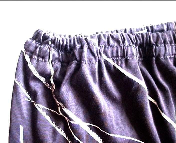 comment coudre elastique pantalon