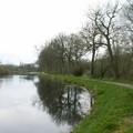 Halage du canal Nantes à Brest