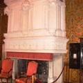 Une des plus belles cheminées renaissance dans la chambre de François 1er