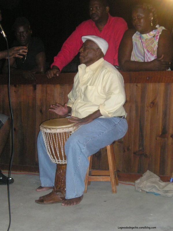 Mr Serge, un grand personnage de la musique traditionnelle