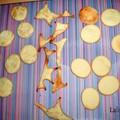 Petits gâteaux à l'orange