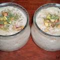 Mon riz au lait, orange et cannelle