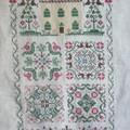 Jardin d'Anne les petites croix