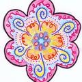 Mandala layette