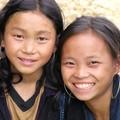 jeunes Hmongs