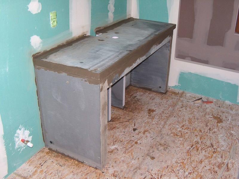 Awesome Meuble Plaque Wedi Photos - House Design - marcomilone.com