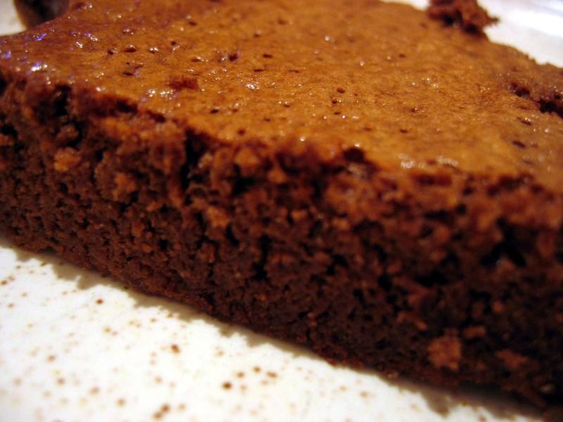 Gateau au chocolat sans sucre et sans beurre secrets culinaires g teaux et p tisseries blog photo - Gateau au chocolat sans sucre ...
